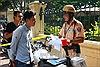 Hà Nội xử phạt gần 800 trường hợp vi phạm mũ bảo hiểm