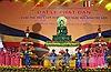 Đại lễ cung nghinh tượng Phật ngọc hòa bình thế giới tại Bắc Ninh