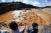 Hiện trường vụ vỡ đường ống dẫn dòng thủy điện Sông Bung 2