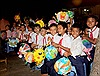 Trẻ em vùng cao vui cùng trăng rằm