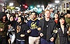 Người Mỹ bất mãn với kết quả bầu cử Tổng thống, đổ ra đường biểu tình
