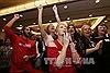 Bầu cử Mỹ suýt phá kỷ lục người xem truyền hình