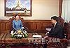 Chuyến thăm Lào của Tổng Bí thư sẽ giúp nâng quan hệ hai nước lên tầm cao mới