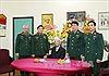 Thăm, chúc mừng sinh nhật lần thứ 96 của Đại tướng Lê Đức Anh