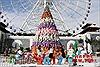 """Asia Park (Đà Nẵng) ngập tràn """"tuyết rơi"""" mùa Giáng sinh"""