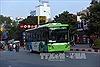 Lượng người đi xe buýt nhanh tăng nhanh