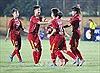 Đội tuyển nữ Việt Nam chuẩn bị lực lượng cho vòng loại giải châu Á