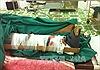 Ngư dân nguy kịch do tai nạn máy tời trên đảo Bạch Long Vĩ