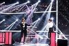 The Voice tập 8: Giọng ca 'phi giới tính' Trần Tùng Anh hát Opera khiến sân khấu bùng nổ