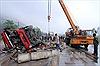 Vụ lật xe khách tại Hà Tĩnh: Hỗ trợ 5 triệu đồng đối với gia đình có người tử vong