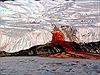 Sự thực về bí ẩn hơn 100 năm của 'Thác máu' ở Nam Cực