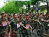 1.500 người hào hứng chạy việt dã mừng ngày thống nhất