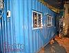 Sau khi truy sát, hàng chục giang hồ dùng thùng container bít cửa nhà nạn nhân