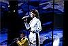 Thần tượng Bolero vòng quyết đấu: Mai Hường hát giọng thật, cao chót vót trong 'Hàn Mặc Tử'