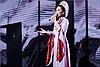 Thần tượng Bolero vòng bán kết: Lý Thu Thảo hát 'Giọng ca dĩ vãng' đầy nội tâm