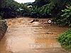 Hòa Bình: 2 người chết do lũ cuốn khi qua suối