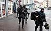 Đức sơ tán trường học do phát hiện một tay súng