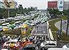 Lại kẹt xe nghiêm trọng các tuyến đường vào sân bay Tân Sơn Nhất