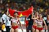 SEA Games 29: Điền kinh Việt Nam thành công ngoài mong đợi