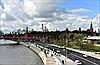 Có gì trong công viên nằm ở 'đất vàng' cách Điện Kremlin vài bước chân?