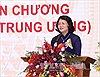 Phó Chủ tịch nước chủ trì phiên họp Hội đồng Thi đua - Khen thưởng Trung ương