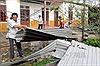 Hà Tĩnh khắc phục hậu quả bão số 10