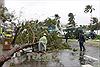 Bão số 12 gây nhiều thiệt hại, các địa phương khẩn trương khắc phục hậu quả