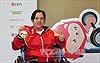 Nữ võ sĩ Việt Nam giành HCB giải Vô địch cử tạ thế giới cho người khuyết tật