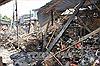Cà Mau: Cháy chợ Huyện Sử, thiệt hại hơn 2,6 tỷ đồng