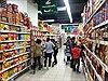 Không sợ thiếu hàng phục vụ Tết 2018, siêu thị mở cửa đến sát giao thừa