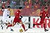 U23 Việt Nam ngẩng cao đầu rời giải vô địch U23 châu Á