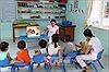 Chăm lo cho trẻ có hoàn cảnh khó khăn, thiệt thòi