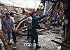 Cháy chợ cận Tết, 2 vợ chồng mắc kẹt chết thương tâm