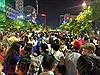 Tối 29 Tết, đường hoa Tết Nguyễn Huệ đông nghịt người du Xuân