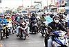 Các cửa ngõ TP Hồ Chí Minh thông thoáng trong chiều ngày nghỉ Tết cuối cùng