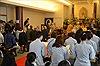 Đại lễ cầu siêu tại Tokyo cho các chiến sỹ hy sinh trong trận chiến Gạc Ma