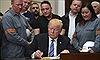 Áp thuế nhôm - thép, Tổng thống Trump khơi mào chiến tranh thương mại toàn cầu?