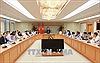 Phó Thủ tướng Vương Đình Huệ: Bám sát kịch bản tăng CPI ở mức 3,55%