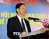 Khởi tố, bắt tạm giam nguyên Trung tướng Phan Văn Vĩnh