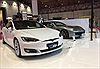 Xe cổ hút khách tại Triển lãm Ô tô Quốc tế Indonesia 2018