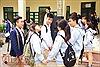 Tỷ lệ chọi của từng khối ngành trong kỳ tuyển sinh đại học 2018 là bao nhiêu?