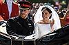 Đám cưới Hoàng gia Anh thu hút hàng triệu lượt người chia sẻ trên Twitter