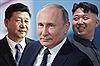 Rộ tin lãnh đạo Trung-Nga-Triều bí mật gặp nhau trước thềm Thượng đỉnh Trump-Kim