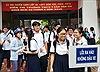 Trên 500 thí sinh bỏ thi ngày đầu tiên trong kỳ thi tuyển sinh vào lớp 10
