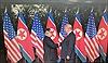 Chính thức khai mạc Hội nghị Thượng đỉnh Mỹ-Triều