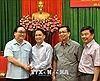 Phát động Giải báo chí về xây dựng Đảng và xây dựng văn hóa người Hà Nội