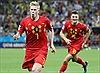 WORLD CUP 2018: De Bruyne - Ngôi sao luôn tỏa sáng đúng thời điểm