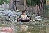 Người dân xã Tân Tiến khốn khổ vì sống trong cảnh ngập lụt và ô nhiễm