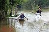 Huyện Chương Mỹ nỗ lực vượt qua khó khăn do ngập lụt