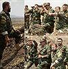 Xem Tư lệnh chiến trường huyền thoại Syria bắn AK-104 cùng 'Mãnh Hổ'